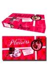 Jeu Salon de plaisirs  par Clara Morgane - Le coffret de jeu pour explorer les plaisirs de vos 5 sens.